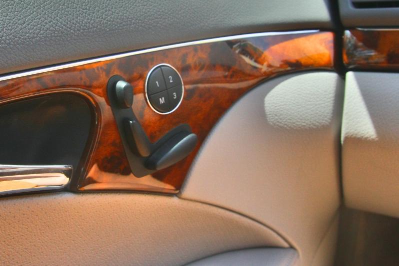 Mercedes Seat Control Module