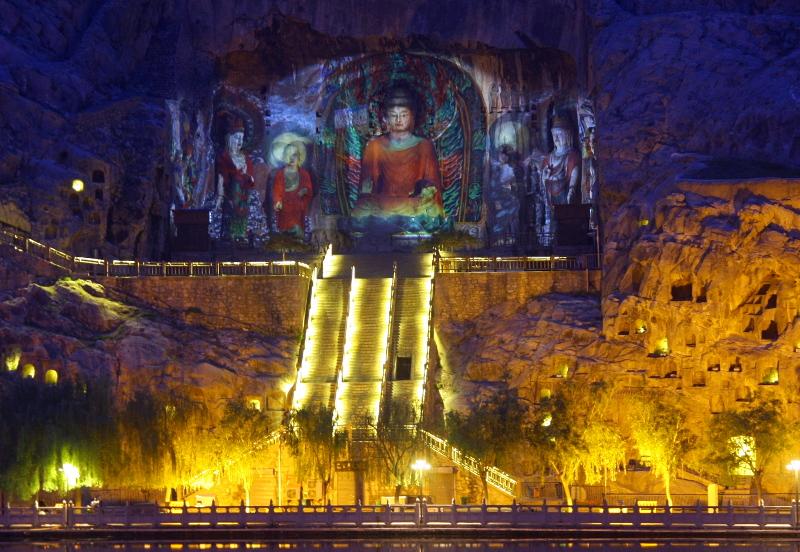 Longmen Grotto